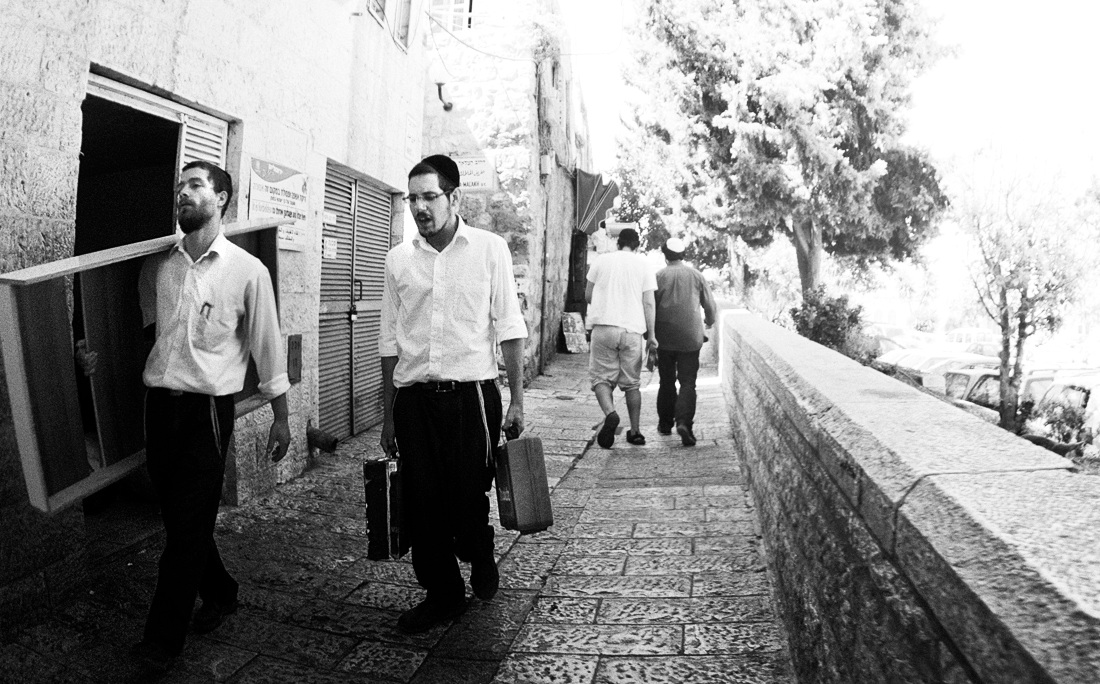 Jerusalem Walks: Old City Plumbers