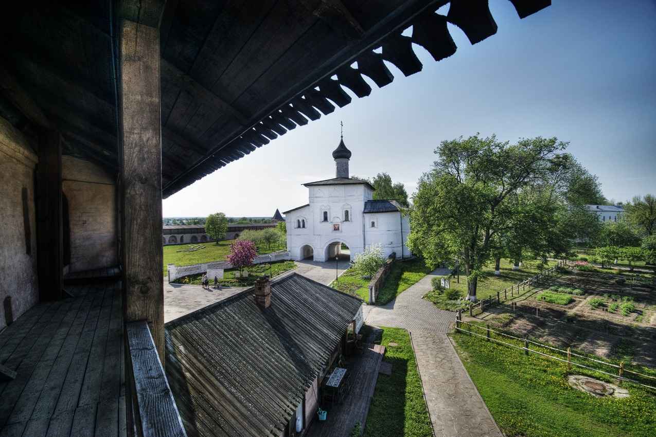 Monastery of St. Euthymius in Suzdal